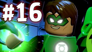 lego batman 3 beyond gotham part 16 aq ward situation hd