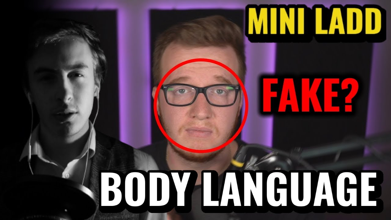 Download Body Language Analyst Reacts To Mini Ladd 'My Apology'