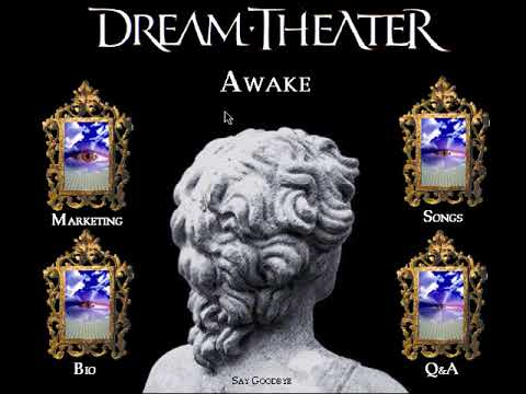 Dream Theater - Awake Promotional Floppy Disk