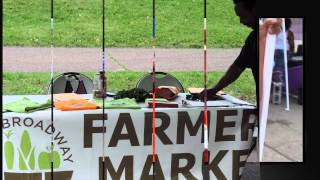 West Broadway Farmers Market! (North, Minneapolis)
