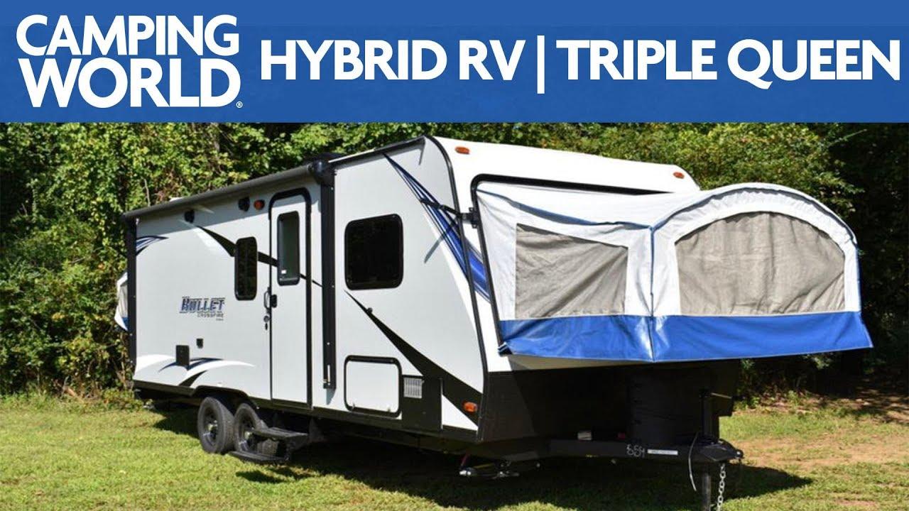 2018 Keystone Bullet Crossfire 2190ex Travel Trailer Rv Review Camping World