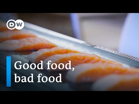 Trendy foods: Salmon and avocados | DW Documentary