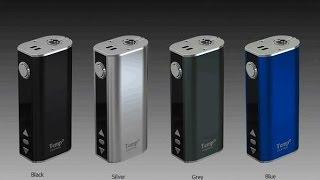 Электронная сигарета с Aliexpress: батарейный блок [мод] Eleaf iStick TC 40W(, 2015-12-21T08:54:08.000Z)
