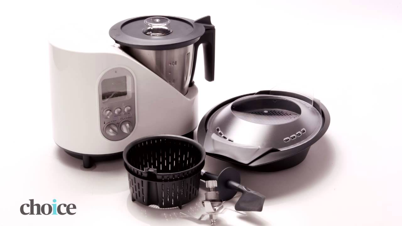 buy the best all-in-one kitchen appliance: the Thermomix ...