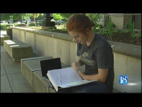 Grade inflation at Purdue University