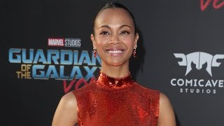EXCLUSIVE: Zoe Saldana on Having More Kids: