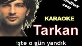Tarkan - Dudu  - (Remix) karaoke