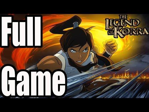 The Legend of Korra Full Game Walkthrough / The Legend of Korra Video Game Full Walkthrough