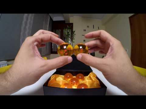 Τα μπαλάκια του δράκου! Dragon Ball 7 Stars Crystal Balls Set Collection
