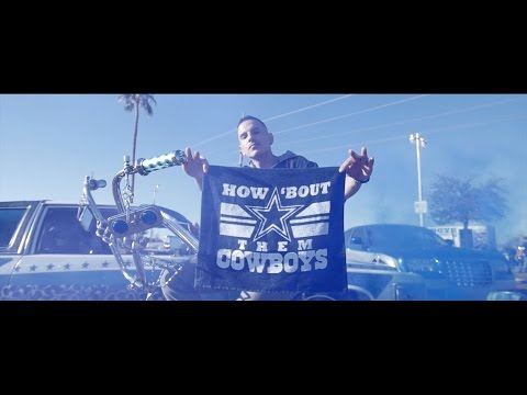 Keize Montoya - Feed Me (Official Video) Dallas Cowboys Anthem