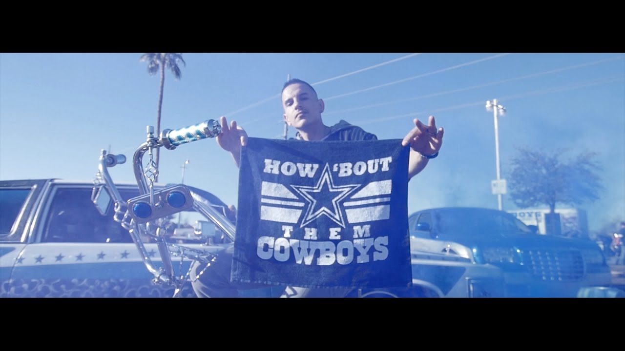 Keize Montoya Feed Me Music Video Dallas Cowboys Anthem Youtube
