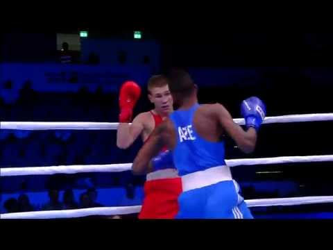 AIBA World Boxing Championships Doha 2015 - Session 9A - Quarter Finals
