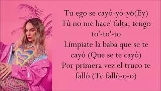 LA NIÑA DE LA ESCUELA (Letra) LOLA INDIGO ft TINI & BELINDA