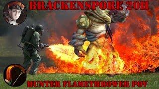 Hunter PoV - Brackenspore 20H - Flamethrower