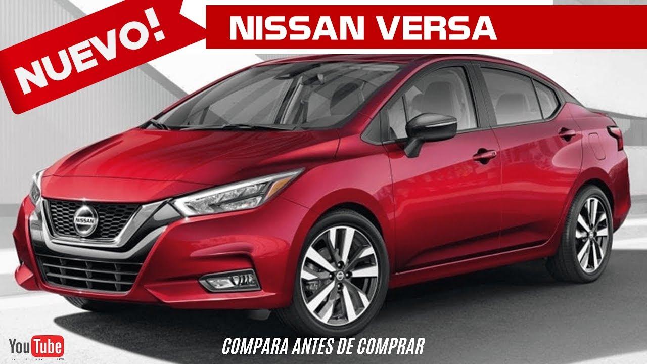 Nuevo Nissan Versa 2020 Versiones Y Precios Colombia Youtube