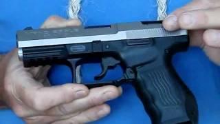 "Gambar cover Gunblast.com - Magnum Research Eagle ""Fast Action"" 40 S&W Auto Pistol"