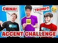 Funniest Accent Challenge Ever! - 2HYPE House