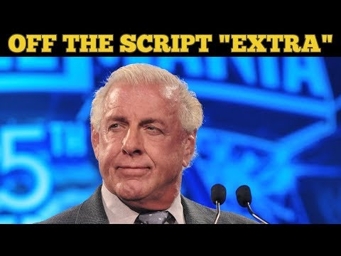 "Ric Flair Hospitalized, In ICU and ""Needs Prayers"", GFW Strips Alberto El Patron Of World Title"