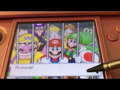 Mario party ds prologue