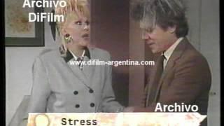 """DiFilm - Promo del unitario """"Stress"""" (1990)"""