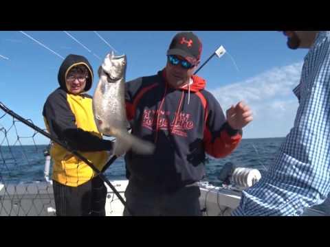 Discovering - Lake Superior Fishing