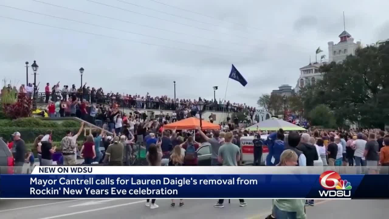 Why no Lauren Daigle on 'New Year's Rockin' Eve? She wasn't ...