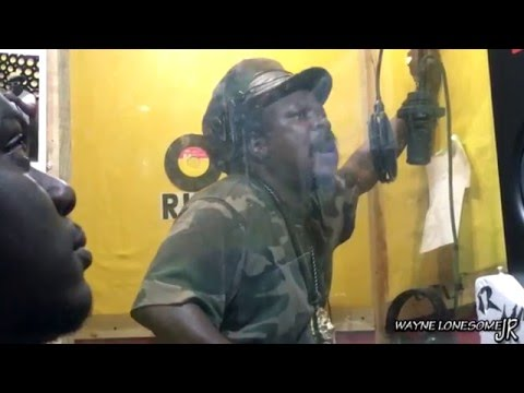 Luciano and Capleton - Combination dubplate