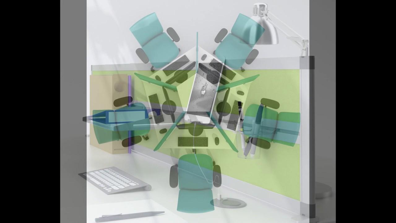 Call center et open space valence cm mobilier de bureau
