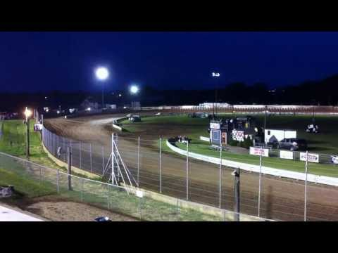 A taste of LEGENDS car racing - Angell Park Speedway