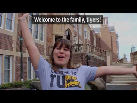 Welcome to Towson University 2018 New Student Welcome Video