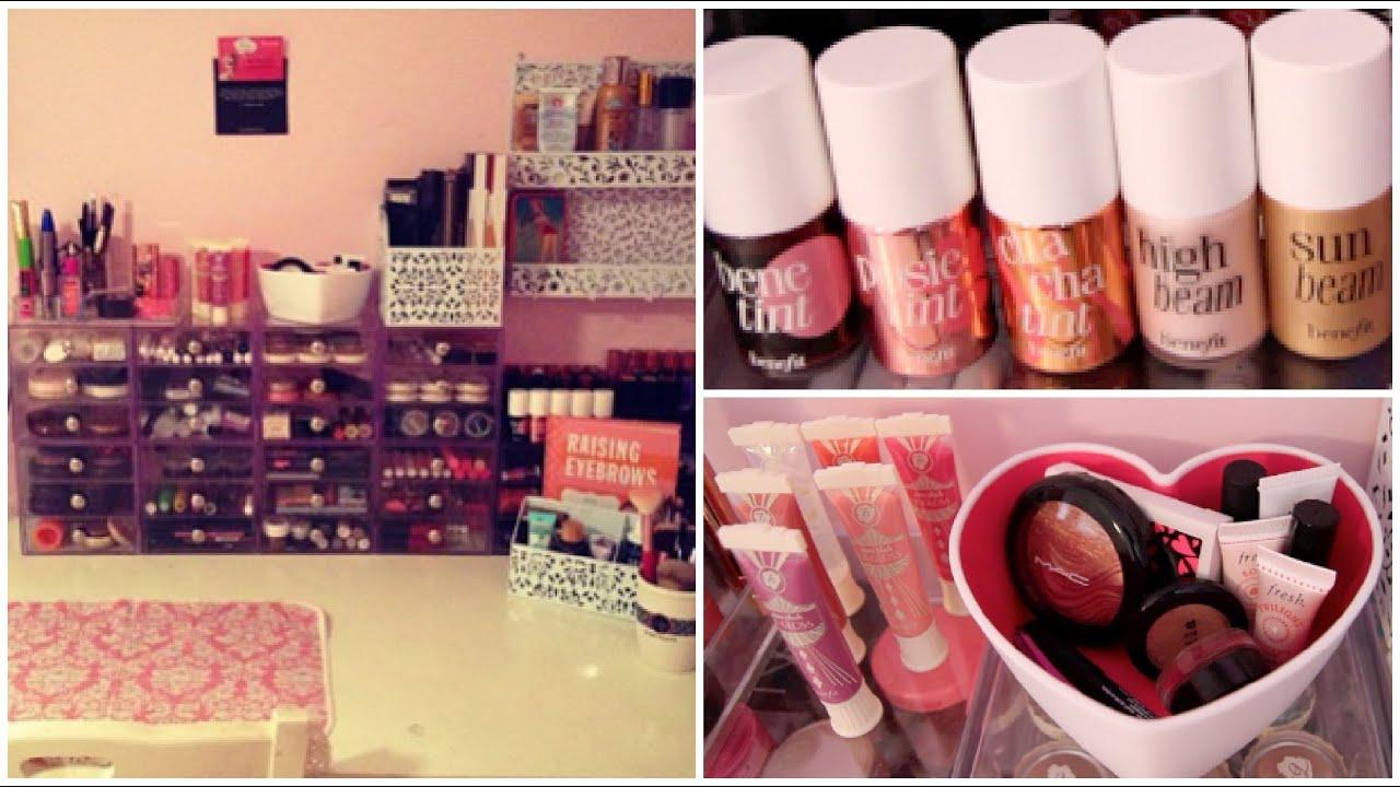 Tumblr makeup collection