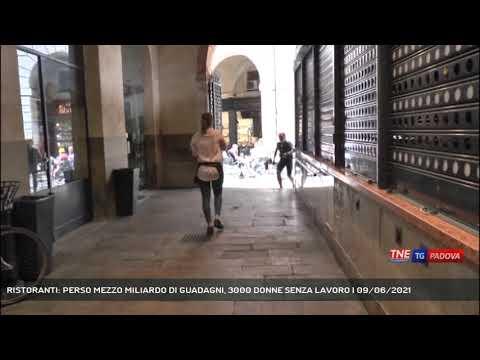 RISTORANTI: PERSO MEZZO MILIARDO DI GUADAGNI, 3000 DONNE SENZA LAVORO   09/06/2021