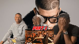 Reacting to Spanish music with no subtitles! Part 1 (Bad Bunny)