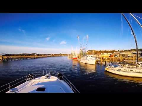 Charleston, SC / video from the water