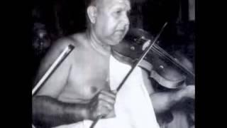 Chembai Vaidyanatha Bhagavathar Concert 1964