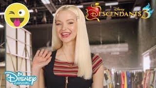 Descendants 3   BTS Message from Dove Cameron!   Official Disney Channel UK
