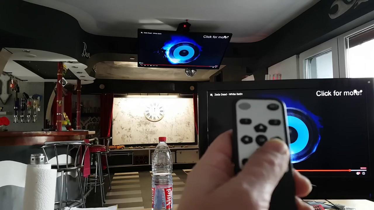 SpeaKa Professional Deckenhalterung Für Led Tv
