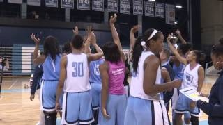 2014 University of North Carolina Women