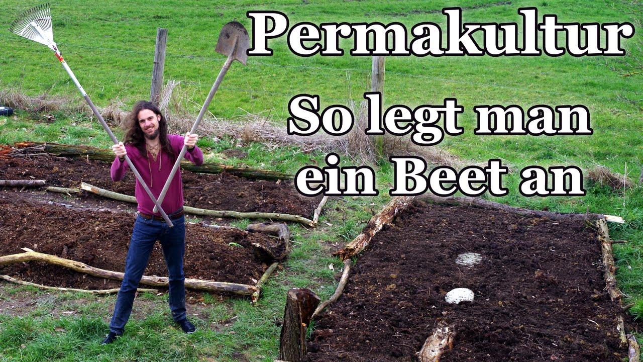 Permakultur So Legt Man Ein Gemüsebeet An Ganz Einfach Und Ohne