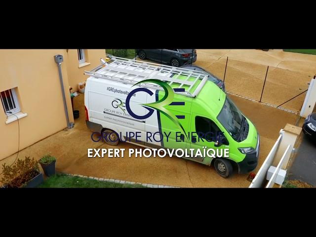 Groupe Roy Energie - Réalisation d'un projet photovoltaïque type particulier