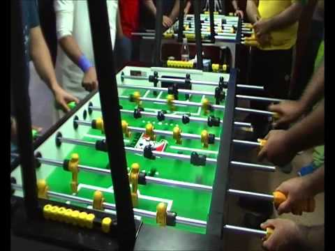 U.A.E FoosBall In The Ocean Game Zone