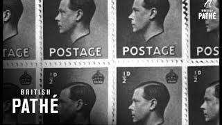 Printing Stamps (1940)
