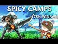 IGNITE TEEMO VS IGNITE TRYND WHO WINS (PERMA-CAMPED IN DIAMOND)