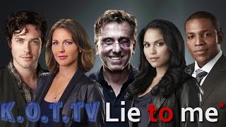 Что за сериал? Теория лжи / Обмани меня (Lie to me) HD / K.O.T.ᵗᵛ