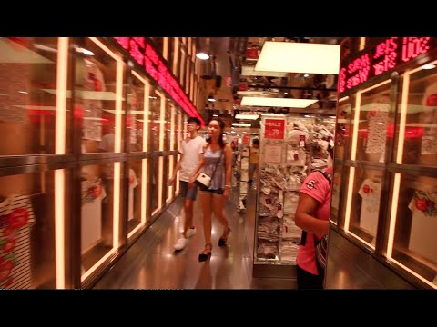 HONG KONG RED LIGHT DISTRICT 香港之旅 香港美食之旅