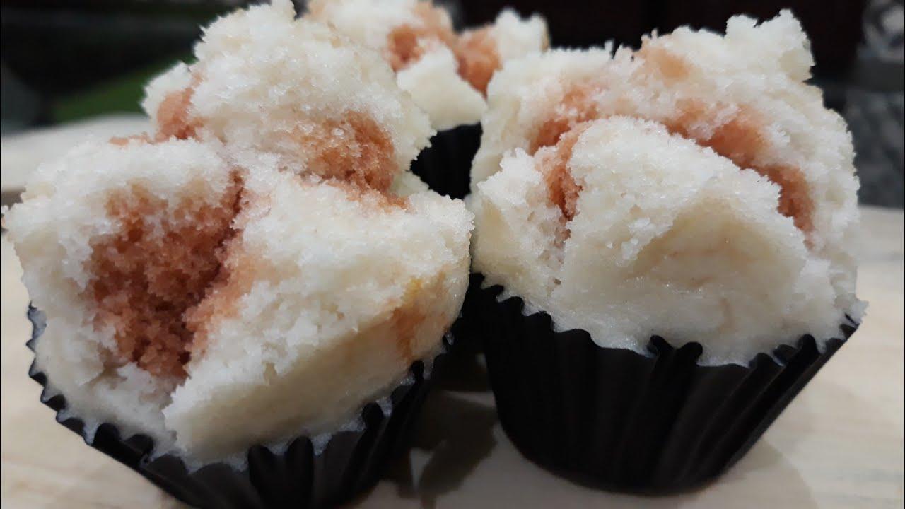 Kue Apem Lembut Dan Mekar Cara Mudah Membuat Kue Apem Mekar Resep Kue Apem Tepung Beras Youtube
