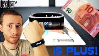 Miglior SmartWatch / SmartBand a 10 EURO! - i5 Plus! Smart WristBand Economico! - Recensione ITA