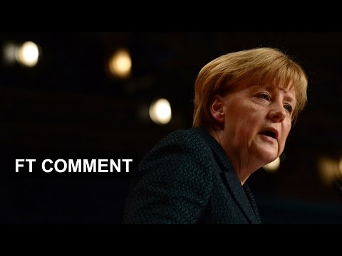 Martin Wolf on Germany and Europe