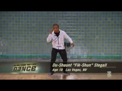 Fikshun Audition SYTYCD