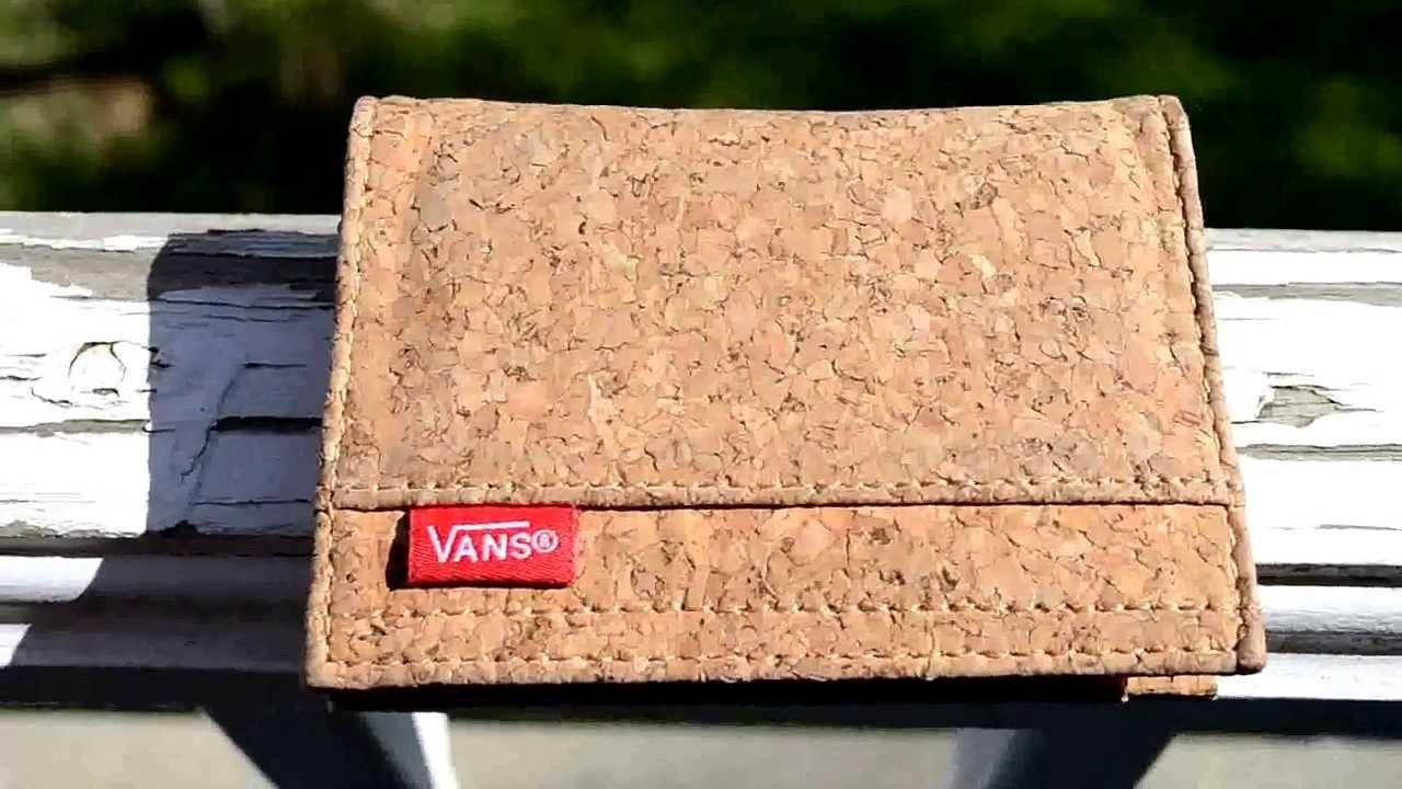 vans wallets for men